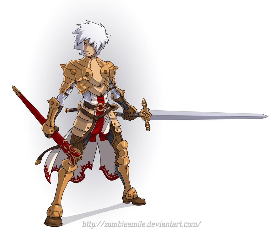 Armitael Gaiden: LM Edition Paladin_by_Zombiesmile