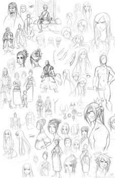 Ru Sketches