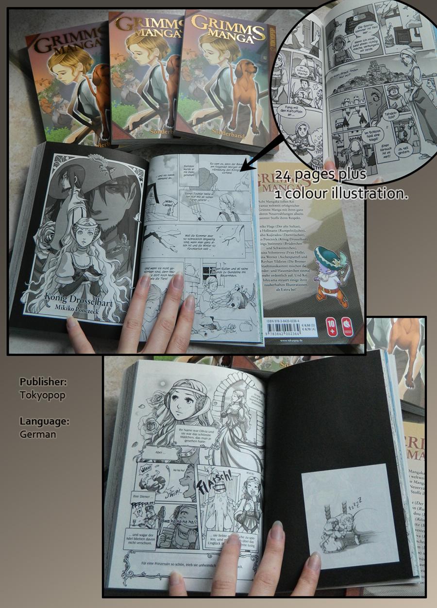 Grimms Manga Anthology by Zombiesmile on DeviantArt