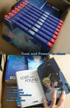 Lost and Found Books