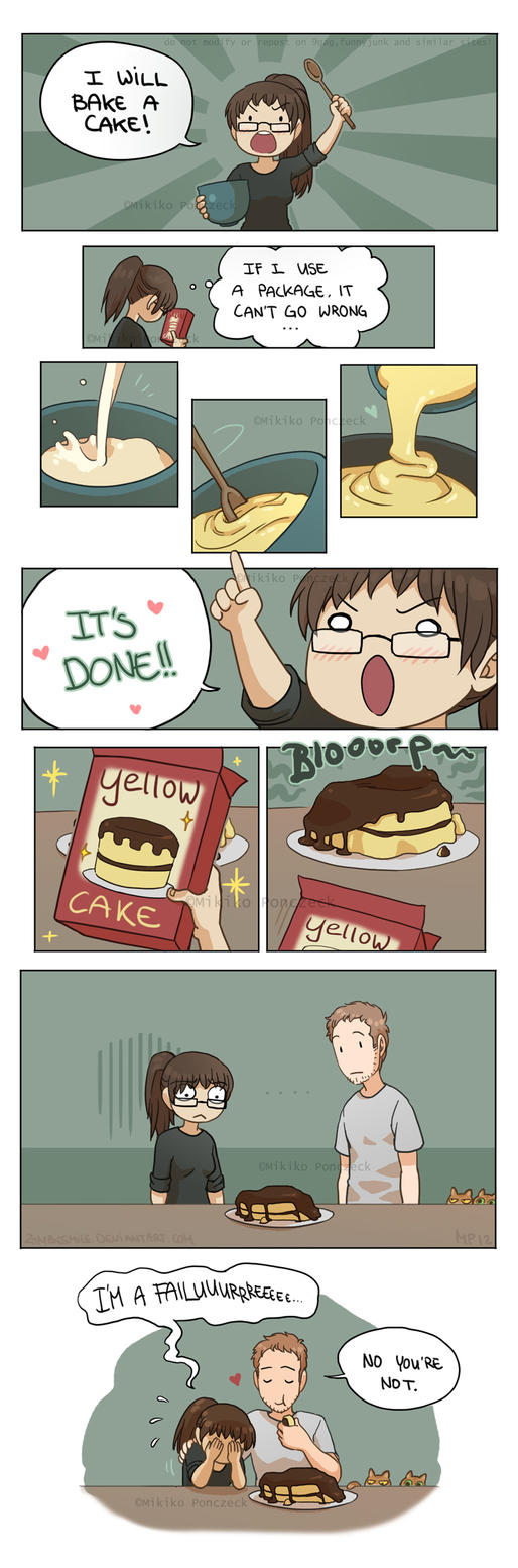 Cake! by Zombiesmile