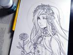 Rose - inks