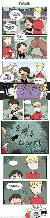 Spider Senses!