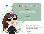 Birthday Stream! (Feb 2nd)