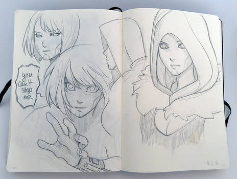 Sith Sketches