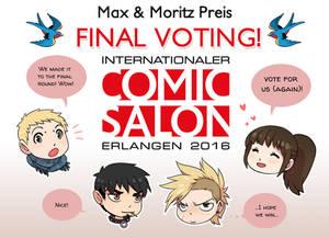 Final Voting *UPDATE*