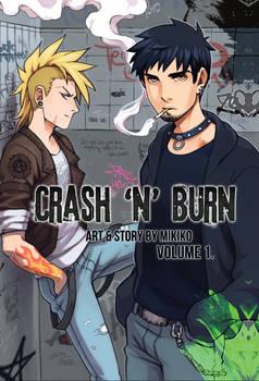 Crash'n'Burn webcomic (Link below!)