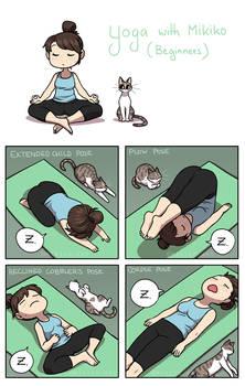 Yoga with Mikiko