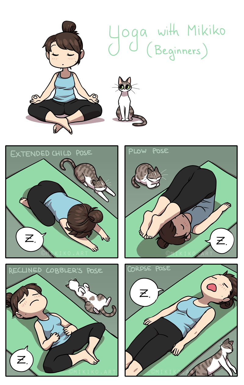 Yoga with Mikiko