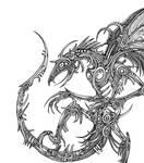 Mechanical dragon