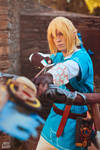 Link - Zelda Breath Of The Wild Cosplay