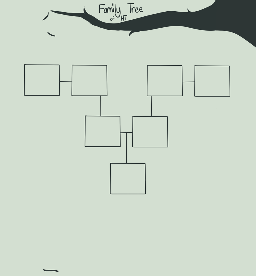 HT - Family Tree Template by PettyBluez