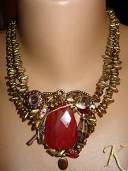 necklace 148 by KirkaLovesJewels