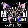 Butterfly livejournal user pic by mysoulaflame