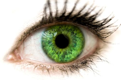 green eye by BeautifulColor