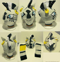 Zecora Hat and Fingerless Gloves