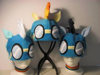 Wonderbolts Relay Team Hats