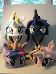 Alicorn Hats