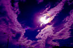 Magic Sky (Magenta)