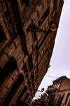 Old City architecture (Sepia)