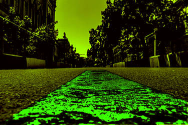 Speed Road (Green edition)