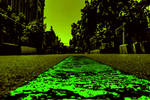 Speed Road (Green edition) by naraphoto