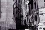 Old City Baku (black and white) by naraphoto