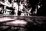 Abstract street shot (Macro) by naraphoto