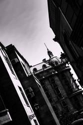Icherisheher skyscape (Old City)