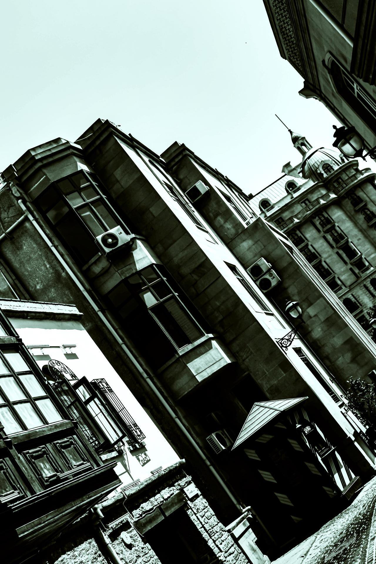 Icherisheher skyscape (Old City) 2