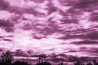 New skyscape (Magenta)