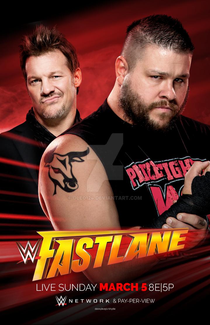 WWE Fastlane 2017 by dle0124 on DeviantArt