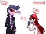 Dad Vs GirlFriend PaintSpeed