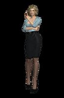 Jacqueline Natla TR1 - light v2.0 by UndeadMentor