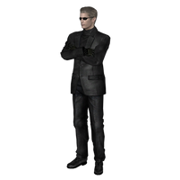 RE:UC Wesker T-A.L.O.S fully poseable