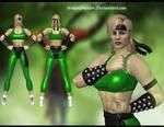 MK1 Sonya Blade