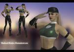 MK4 Sonya Blade
