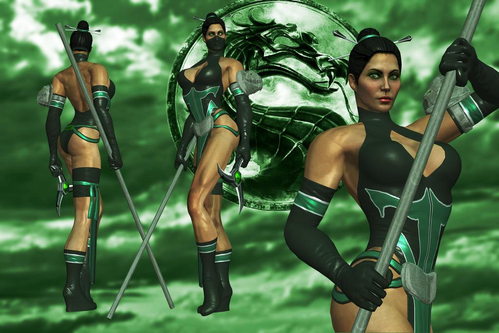 MKSM Jade by UndeadMentor