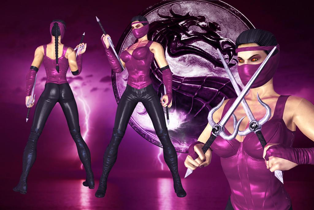 MK Movie: Mileena by UndeadMentor
