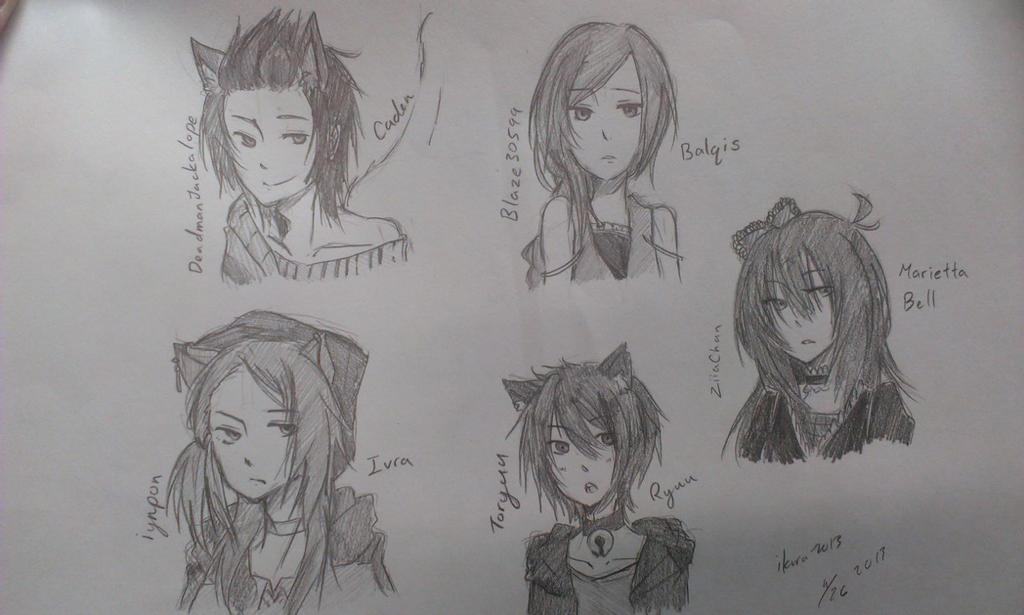 5 Requests by IkuRyo