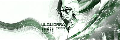 Ulquiora Cifer Signature by RisingDeadSoul