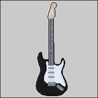 Guitar by RisingDeadSoul