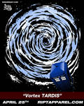 Vortex TARDIS April 25th