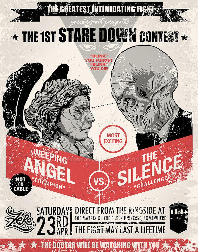 1st Stare Down Contest