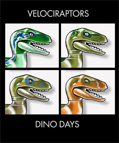 Dino Days by zerobriant