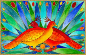 Firebirds by TootieFalootie