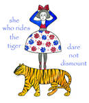 Who Rides The Tiger