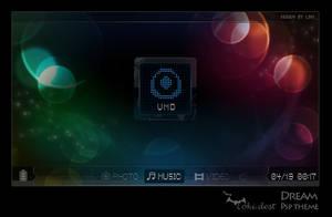 PSP theme Dream by lokidest