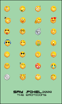 say pixel by lokidest
