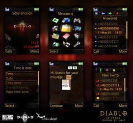 Sony Ericsson Theme - DIABLO
